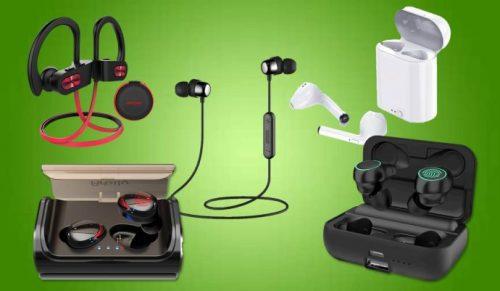 Auriculares Bluetooth en ofertas: descuentos por tiempo limitado
