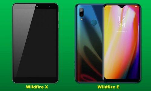 HTC Wildfire X se filtra con chip Helio P22 y RAM de 4 GB