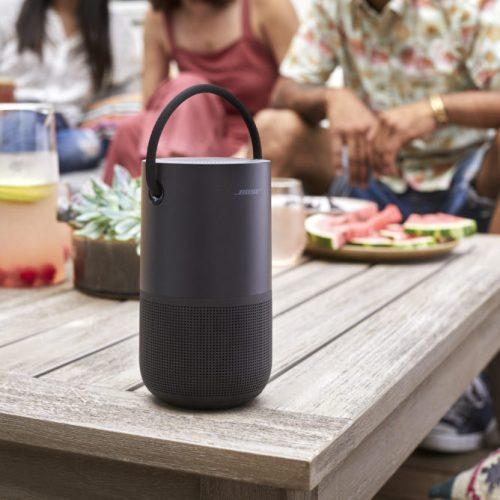 La nueva apuesta de Bose: un altavoz portátil que te sorprenderá