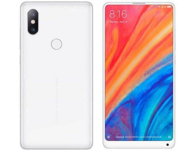 Móviles de Xiaomi en ofertas Xiaomi Mi Mix 2S