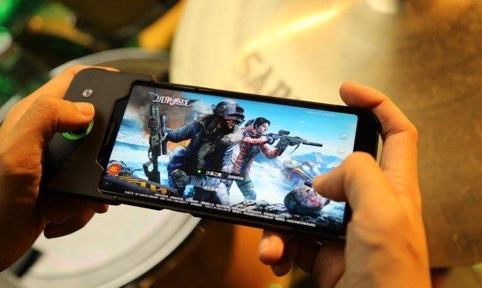 Mejores teléfonos gaming agosto 2019