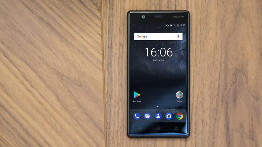 Nokia 3 actualizaciones parche de seguridad
