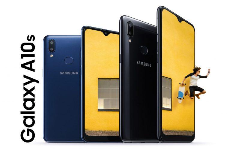 Samsung Galaxy A10s características