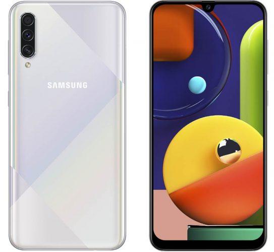 Samsung Galaxy A50s características