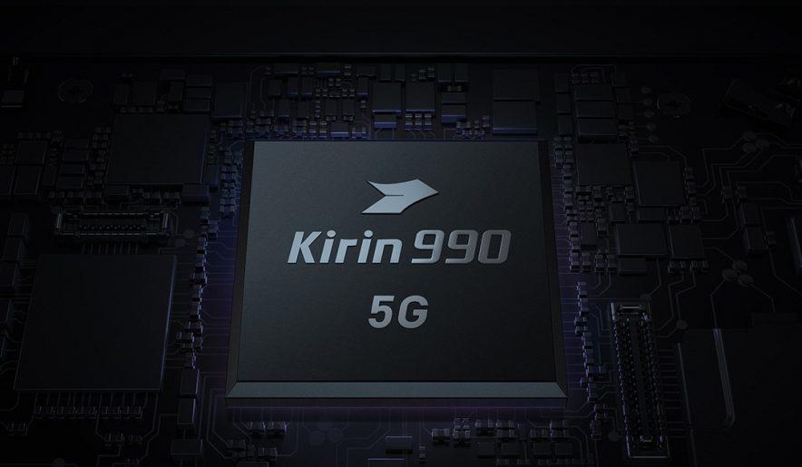 Huawei Kirin 990 5G características