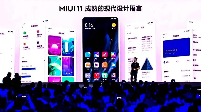 MIUI 11 características novedades