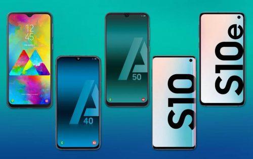 Teléfonos Samsung en ofertas: te puedes ahorrar hasta 220 euros