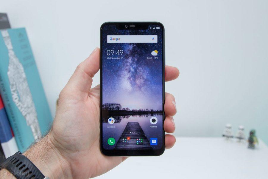 Teléfonos de Xiaomi con MIUI 11 Mi 8