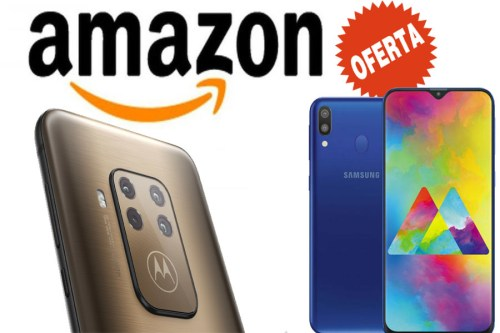 Oferta en Amazon: el Galaxy M20 y el One Zoom al más bajo precio