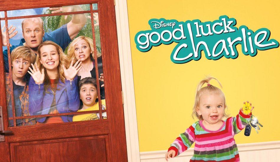 Disney+ Buena suerte Charlie