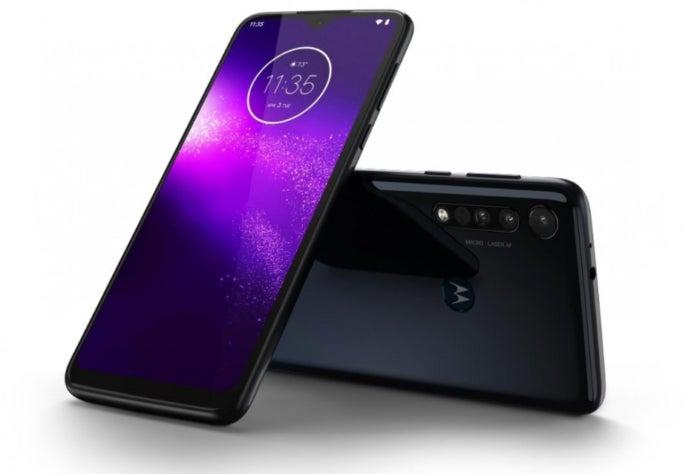 Motorola One Macro oficial