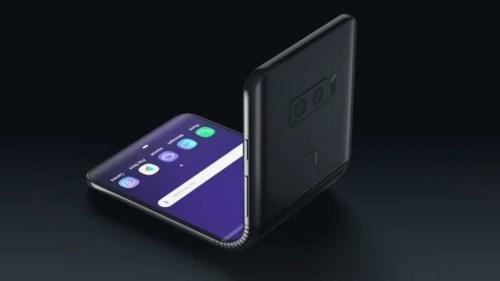 Samsung estaría por lanzar un dispositivo plegable para el mes que viene