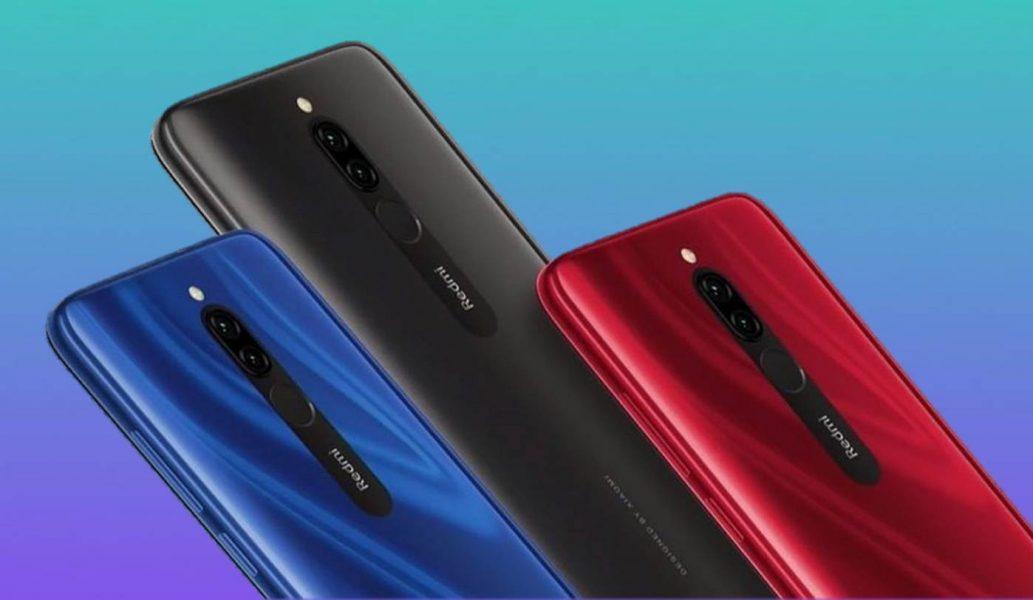 Xiaomi Redmi 8 características y precios