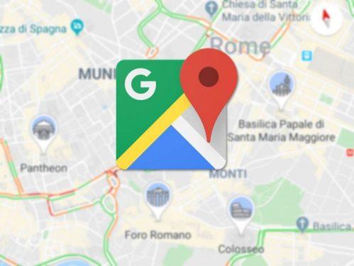 Google Maps se actualiza con íconos de monumentos y Modo incógnito