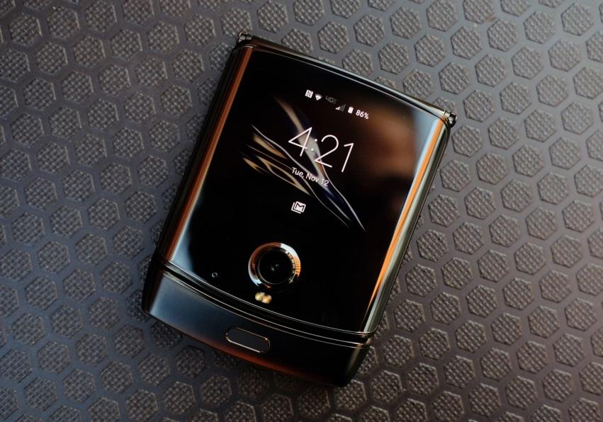 Motorola Razr características y precio