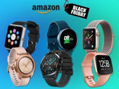 Ofertas en smartwatch: hasta 110€ menos en el Black Friday