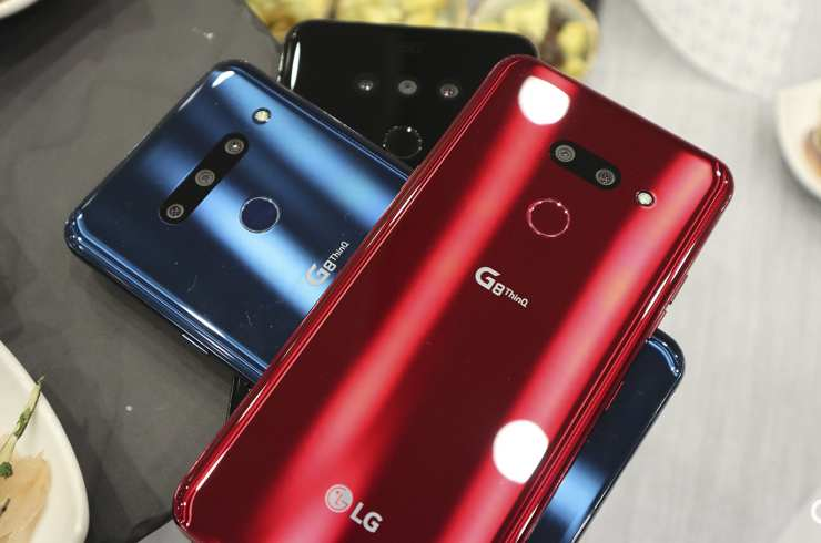Review LG G8s ThinQ