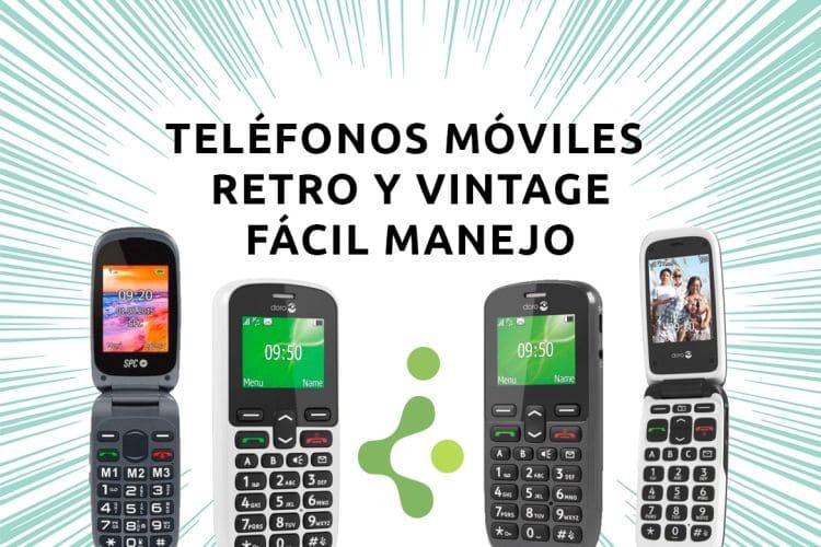 móviles para personas mayores