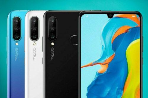 Huawei P30 Lite 2020: filtradas sus características y precio