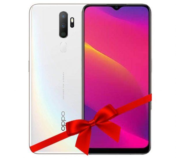 Teléfonos para regalar en navidad Oppo A5 2020