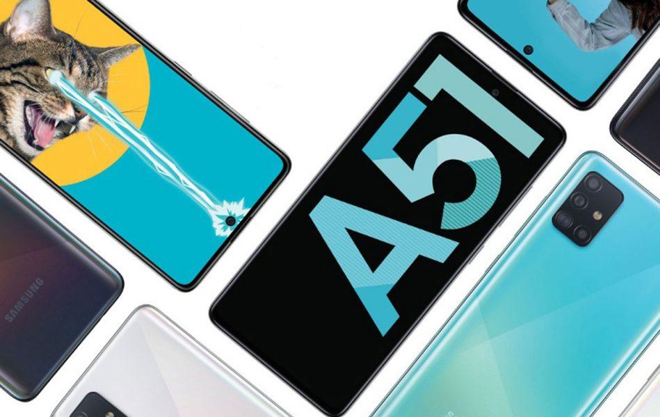 Samsung Galaxy A51 España