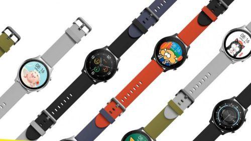 Nuevo Xiaomi Mi Watch Color: más de 1000 combinaciones de color por 100€