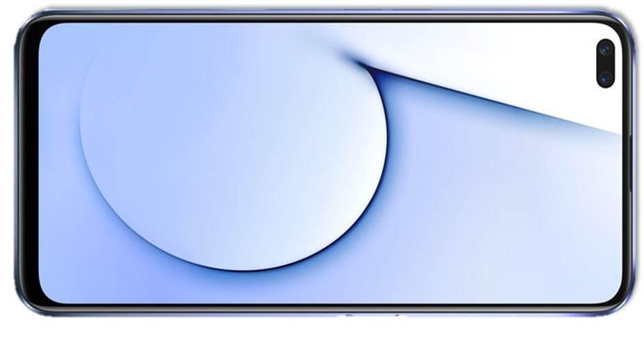 móvil Realme X50 5G pantalla 120Hz