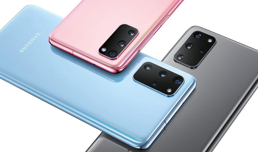 Samsung Galaxy S20 en España