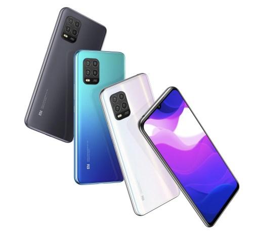 Xiaomi Mi 10 Lite oficial: un gama media potente, y con conectividad 5G
