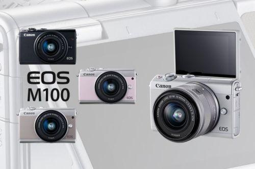 Canon EOS M100: nueva cámara personal