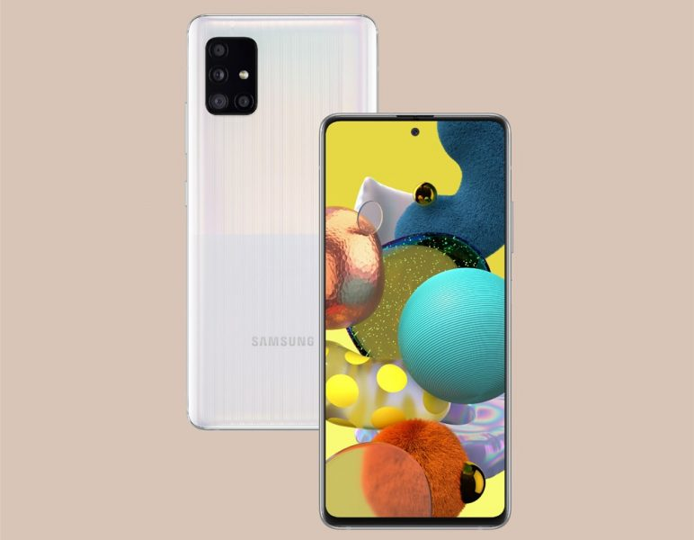 Lanzamiento Samsung Galaxy A51 5G A71 5G