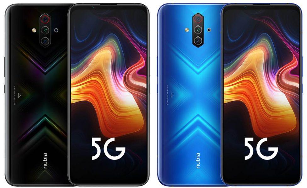 Nuevo Nubia Play 5G precios