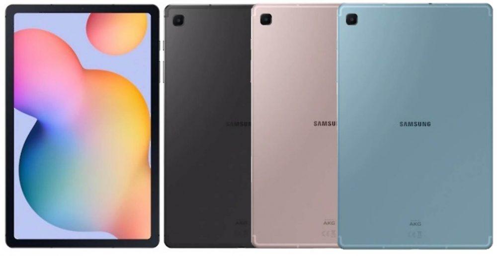 Tablet Galaxy Tab S6 Lite