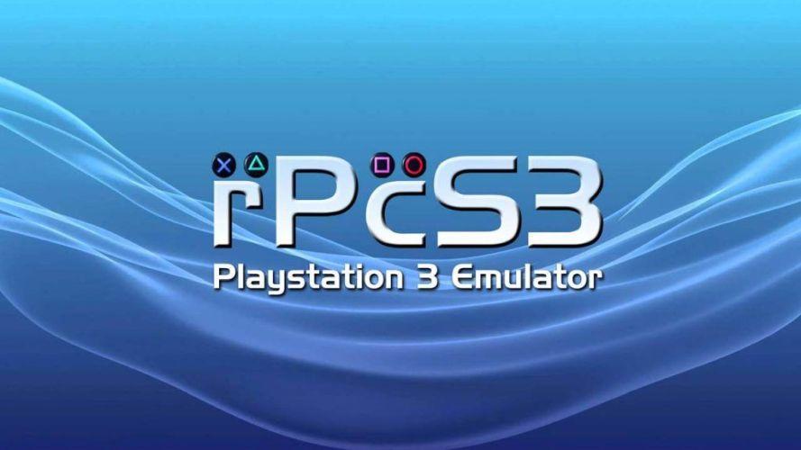 emulador RPCS3-Juega al PS3 en cualquier PC gratis en 2020