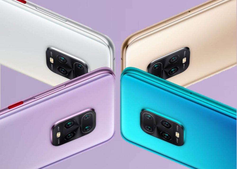 Nuevos Redmi 10X Pro especificaciones y precios