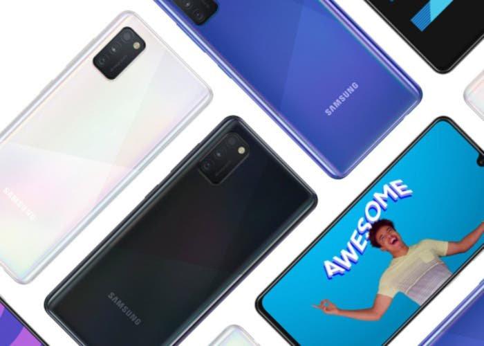 Samsung Galaxy A41 en España