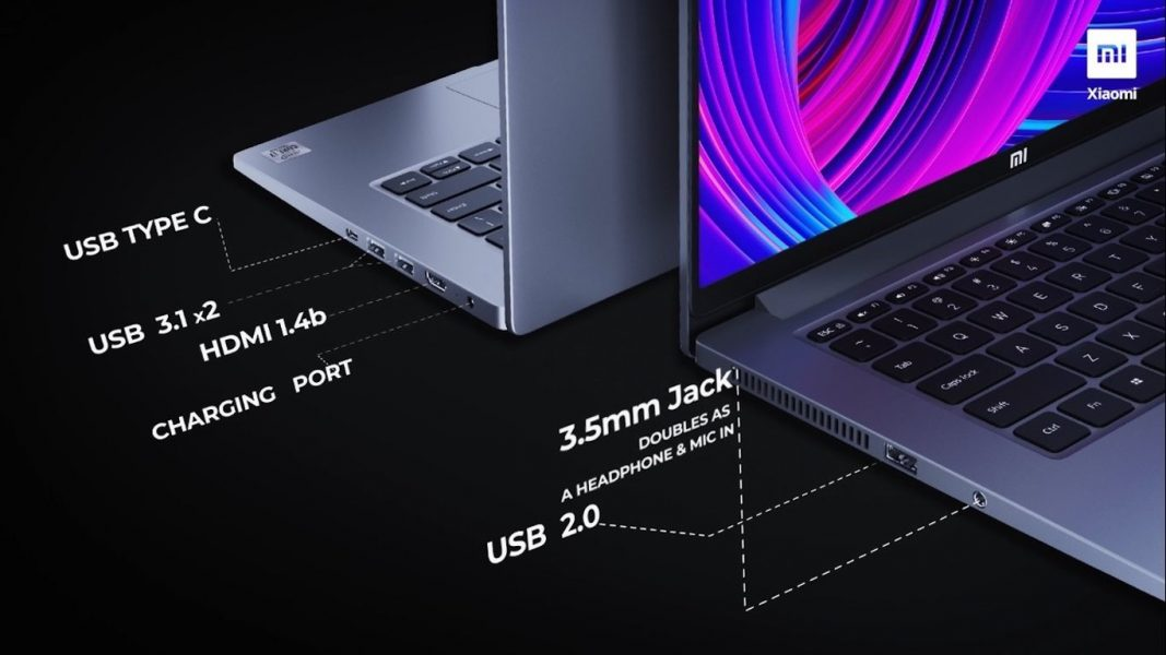 Nuevos Xiaomi Mi NoteBook 14 Horizon Edition, especificaciones