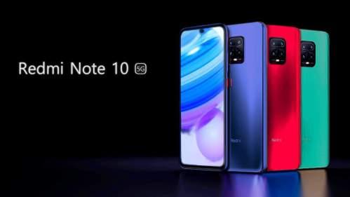 Xiaomi ya estaría trabajando en los próximos Redmi Note 10