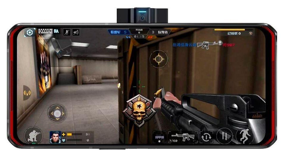Teléfono Lenovo Legion Phone Duel, características