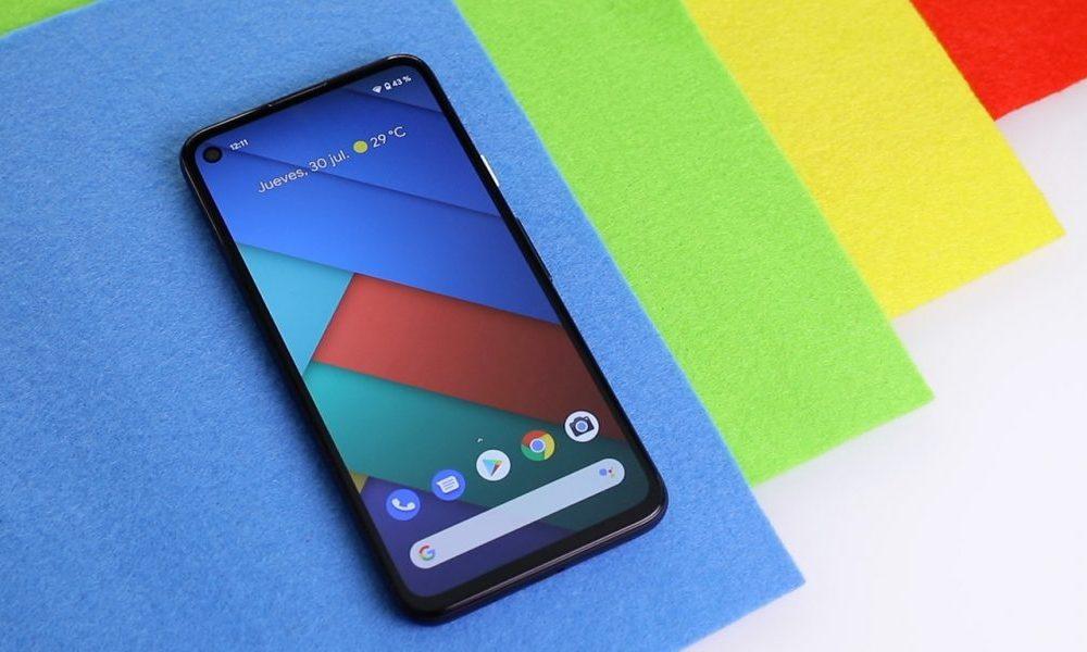 Google Pixel 4a oficial, características y especificaciones