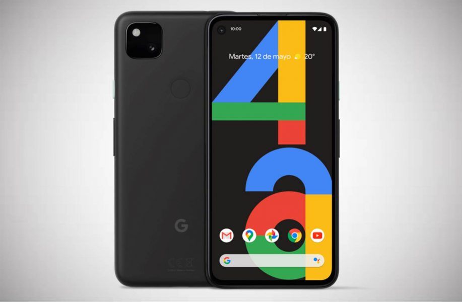 Google Pixel 4a oficial, características y precio