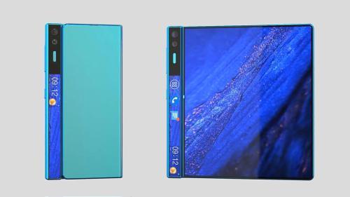 Primeros renders del Huawei Mate X2, un plegable diferente e innovador