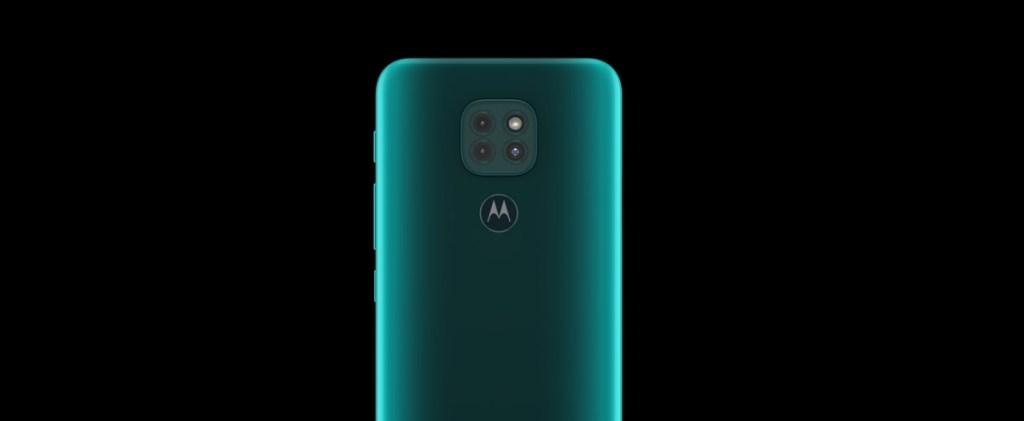 Motorola Moto G9 es oficial