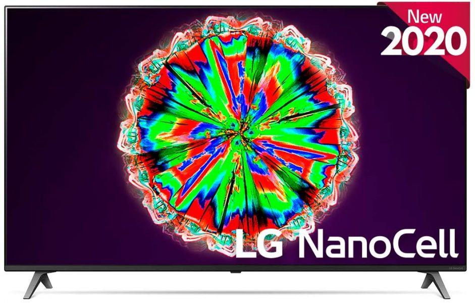 Ofertas de tecnología de Chollos 100x100, LG 55NANO806NA SmartTV