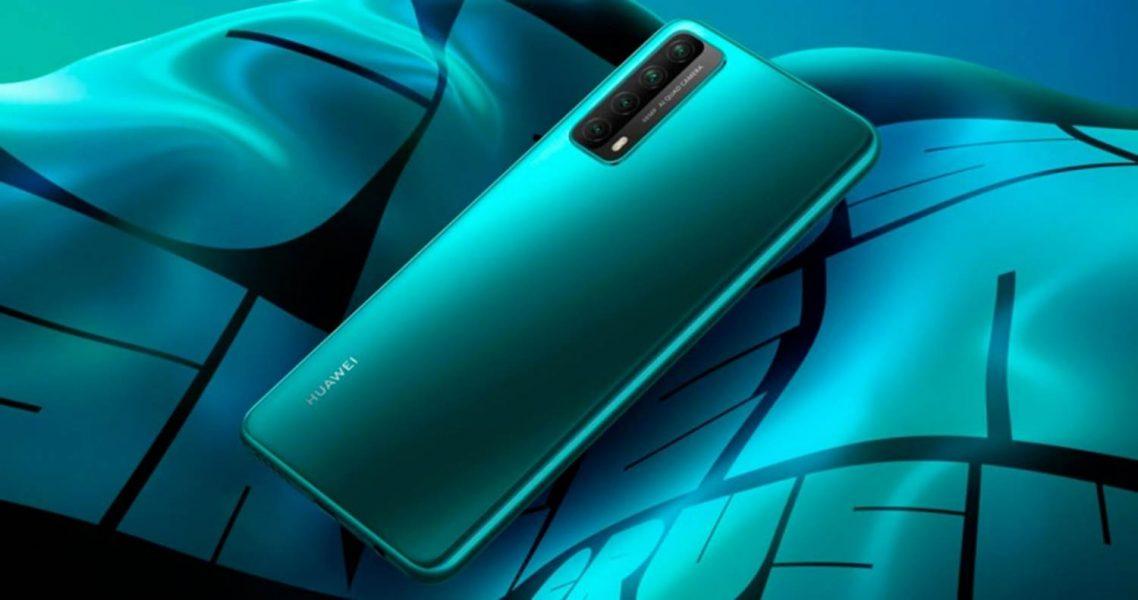 Características del Huawei P Smart 2021, especificaciones y precios