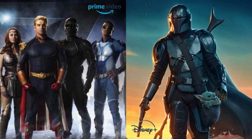 Estrenos de películas y series en octubre 2020: Amazon Prime Video y Disney+