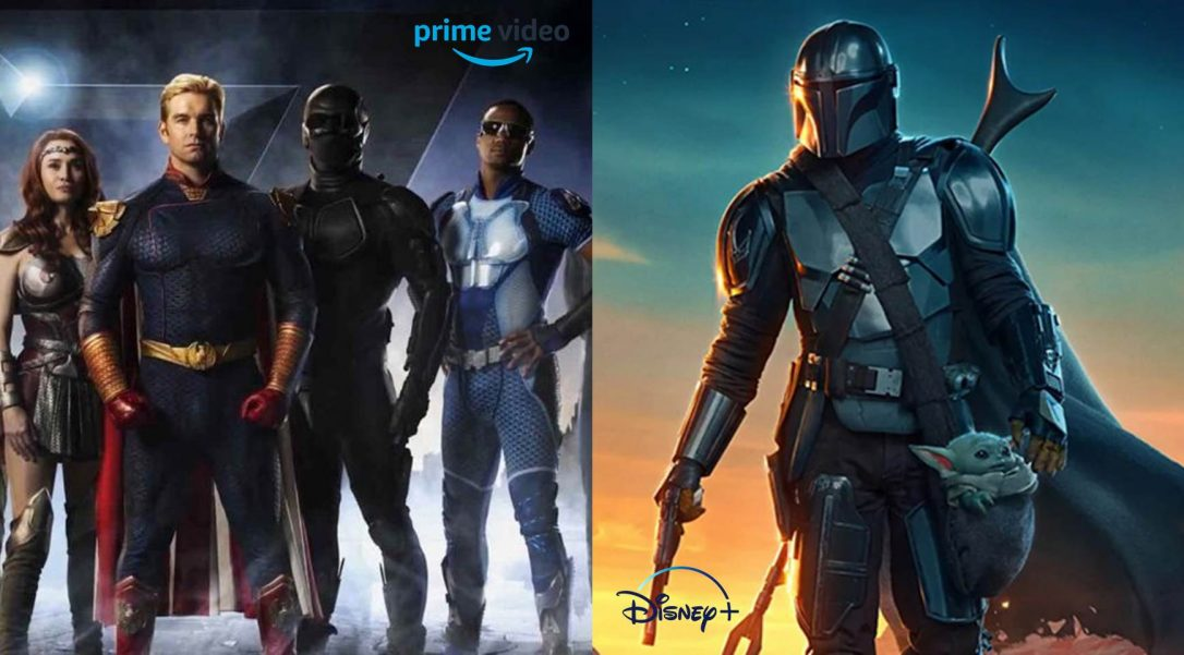 Estrenos de películas y series en octubre 2020, Amazon Prime Video Disney+