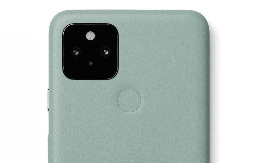 Características del Google Pixel 5, especificaciones cámaras