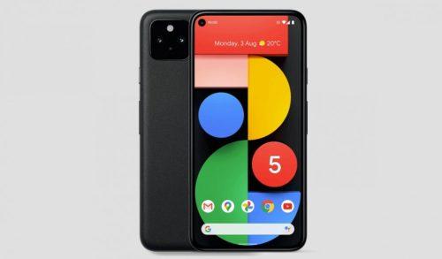 Nuevo Google Pixel 5: características del pequeño flagship con 90Hz y Android 11