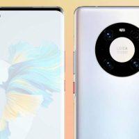 Revelado el diseño del Huawei Mate 40 Pro junto a sus especificaciones